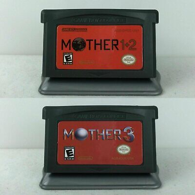 Mother 1+2 & Mother 3 - Earthbound - GBA - Quality ENGLISH, 1 2 3 Translated