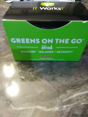 It Works Greens On The Go Blend Berry 30count