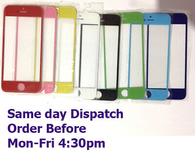 New LCD Front outer Glass Screen Replacement for iPhone 5 5C 5S   with tools
