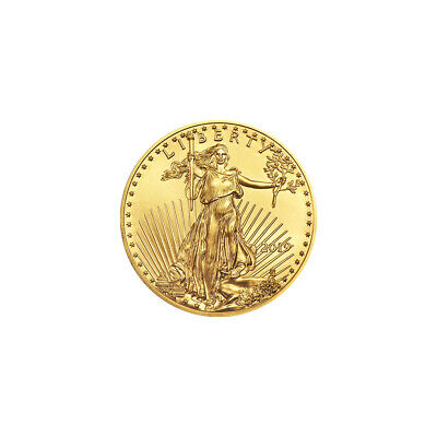 1/10 oz 2019 American Eagle Gold Coin