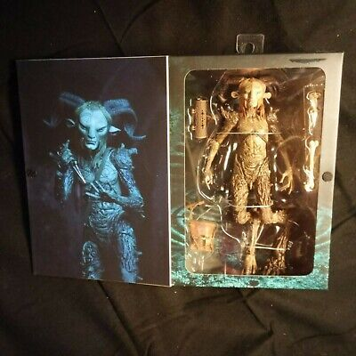 """FAUN Pan's Labyrinth - Guillermo Del Toro / 7"""" Scale Action Figure NECA MONSTER"""