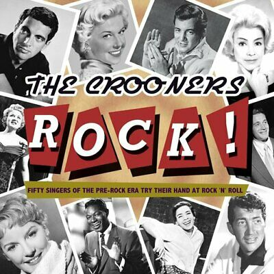 Crooners Rock! NEW CD