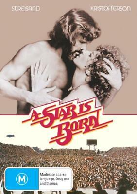 A Star Is Born 1976 | Brand New DVD Region 4 | Barbara Streisand | Free Shipping