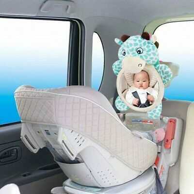 Baby Rear Facing Mirrors Safety Car Back Seat Baby Easy View Mirror Adjustable
