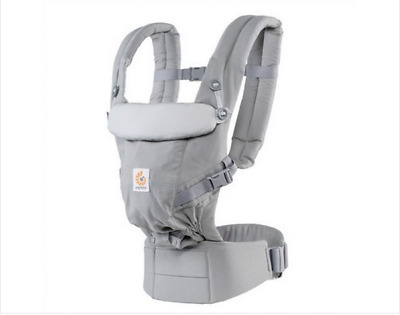 Ergobaby Carrier Adapt   Pearl Grey Ergo Baby Carrier New box