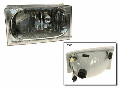 Left Headlight Assembly C174DR for F350 Super Duty F250 Excursion F450 F550 2004
