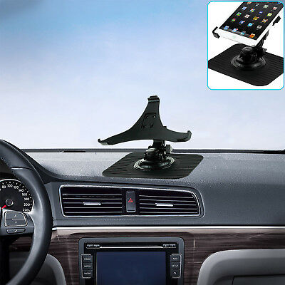 In Car GPS DVD Dashboard Mount Holder SAT Nav Dash Mat For Satnav Super Slim