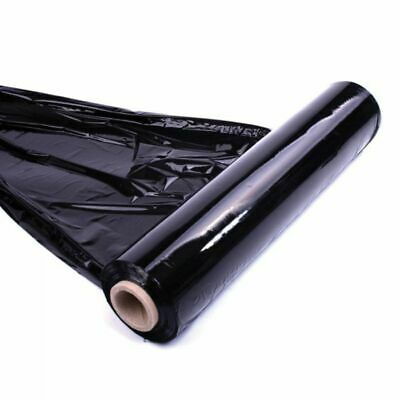Good Quality Pallet Stretch&Shrink Wrap Rolls Cast Black Color Film Free P&P