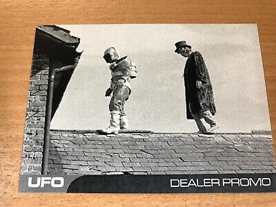 UFO Series 2 Exclusive Dealer Print Proof Promo Card - MB2 Only 5 Produce