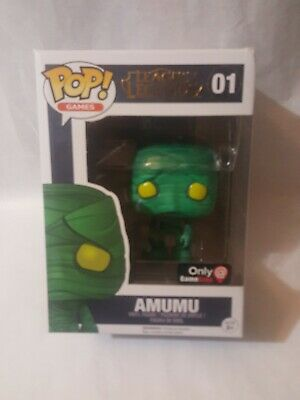 Gamestop Exclusive League Of Legends Amumu Funko Pop! #01