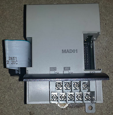 Omron ANALOG I/O MODULES CPM1A-MAD01