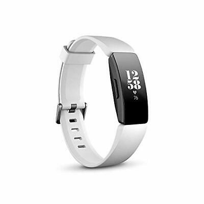 Fitbit Inspire HR Health & Fitness Tracker with Auto-Exercise Recognition, 5 Day