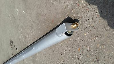Hog roast burner, made in UK, pig roast, BBQ, gas burner