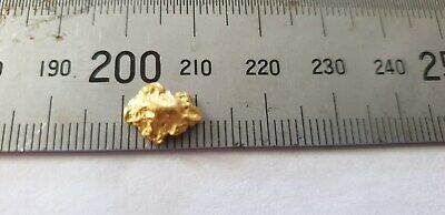 Australian Gold nugget 1.42grams