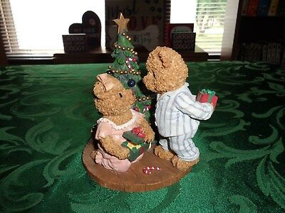 The Windsor Bears Of Cranbury Commons Catherine And Craig Our First Christmas