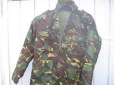 Kids BDPM All Sizes Military Army Camouflage Combat Jacket