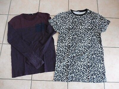 Lot 4 Tee-Shirt Marque Taille S