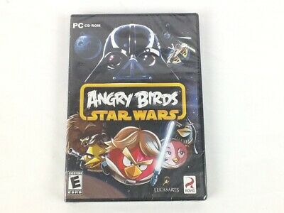 Angry Birds Star Wars Game, and Angry Birds Seasons, Angry Birds Space, PC 2012
