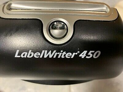 Dymo LabelWriter 450 Label Thermal Printer With 4 Rolls of Labels