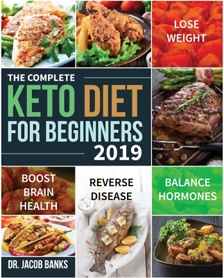 Keto Diet Book Recipes Lose Weight,Balance Hormones,Boost Health  Beginners