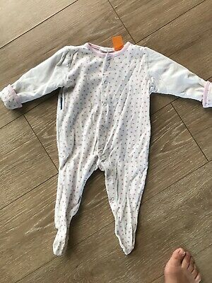 Baby Girl Quilted Arm 'grosuit' Size00
