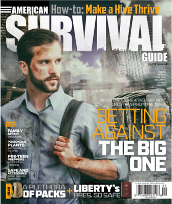 American Survival Guide - April 2019