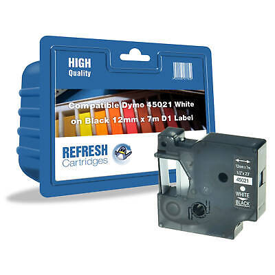 Refresh Cartridges  45021  Compatible With Dymo Printers