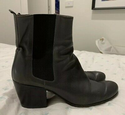 HABBOT leather Ankle boots size 41