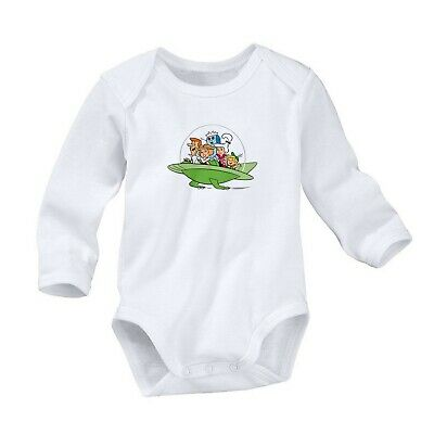 The Jetsons Elroy Romper Cute Newborn Baby 0-24 Months Girl Boy Long Sleeve 709