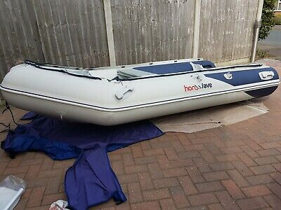 Honda Honwave T32 3.2M Inflatable boat in Very Good Condition