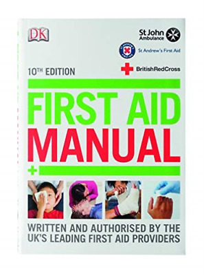 First Aid Manual 10Th Edition P951495145 NUEVO
