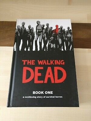 The Walking Dead Book One 1 Hardback great condition nearly new,