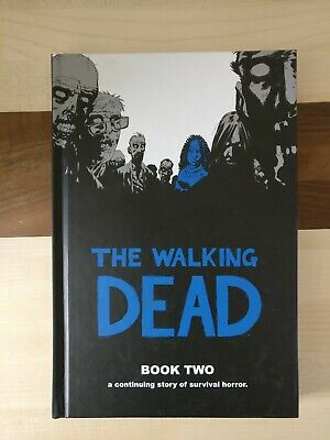 The Walking Dead Book Two 2 Hardback great condition nearly new,