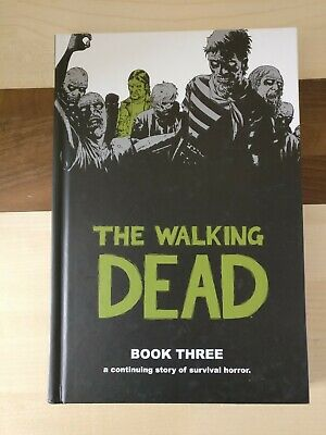 The Walking Dead Book Three 3 Hardback great condition nearly new,