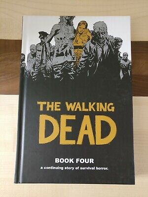 The Walking Dead Book Four 4 Hardback great condition nearly new,