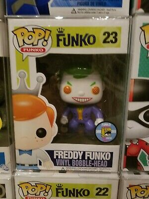 Freddy Funko Pop! The Joker #23 SDCC 2013 Exclusive LE 200! Get'em while you can
