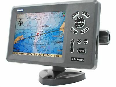 Anti-Collision AIS ChartPlotter GPS 07'  - cartographie nautique incluse