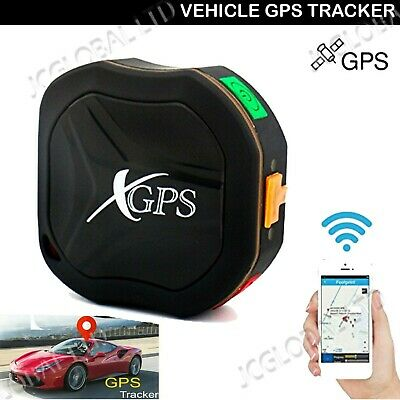 GPS GSM GPRS Waterproof Vehicle Tracker TK1000 mini Personal Car Tracking Device