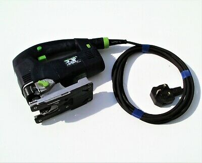 FESTOOL Jigsaw PSB 300 EQ 240v With Plug it Lead (no systainer)