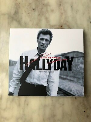 "Johnny Hallyday ""Rock'n Roll Attitude"" Edition Digipack Deluxe Neuf"