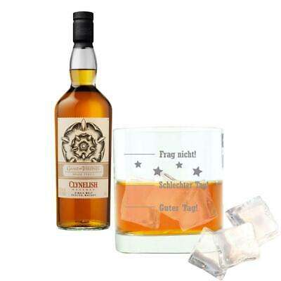 Clynelish Reserve Haus Tyrell Game of Thrones Whisky Alk. mit Glas 51.2% 700ml