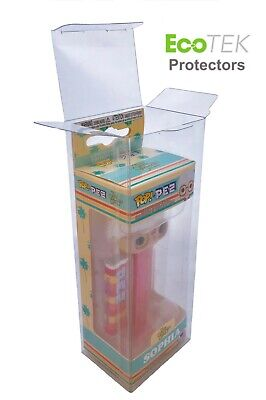 Lot 5 20 50 100 Collectibles Funko Pop Protector Case for PEZ Toys Vinyl Figures
