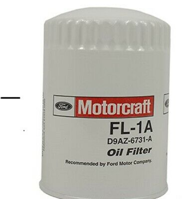 Motorcraft FL-1A Ölfilter, Ford Dodge Jeep Mercury Plymouth Mustang Bronco
