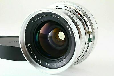 [Rare!] Hasselblad Carl Zeiss Distagon C 60mm f/5.6 Lens Chrome From JAPAN 5514
