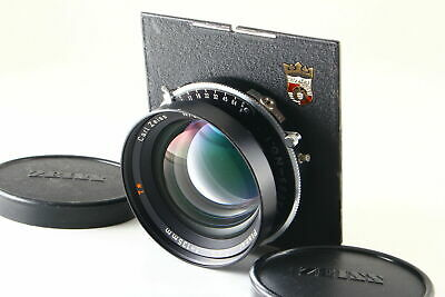 [Rare!] Carl Zeiss Planar 135mm f/3.5 T* Large Format Lens COPAL From JAPAN 5517