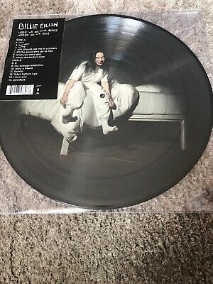 BILLIE EILISH-WHEN WE ALL FALL ASLEEP, SPOTIFY LIMITED PICTURE VINYL 1 Of 1500
