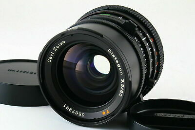 [B- Good] Hasselblad Carl Zeiss Distagon CF 60mm f/3.5 T* Lens From JAPAN 5530