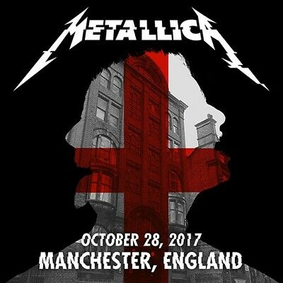 METALLICA / WorldWired Tour / LIVE / Arena, Manchester - October 28, 2017