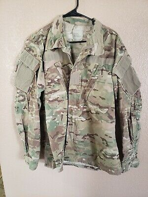16f0e118397f PROPPER MULTICAM FLAME Resistant SIZE MEDIUM REGULAR Jacket Top ...