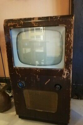 Antique Television non-working